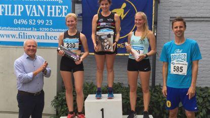 Sportievelingen vallen in de prijzen tijdens Smouteriejogging