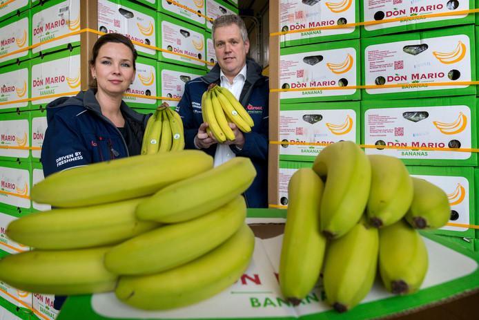 Ilona de Mooij en Andries van den Bogert werken bij De Groot fresh group; het bedrijf dat ongewild te maken krijgt met drugscriminaliteit