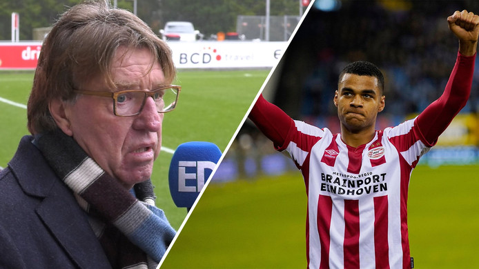 Aad de Mos en Rik Elfrink bespreken de stand van zaken bij PSV.