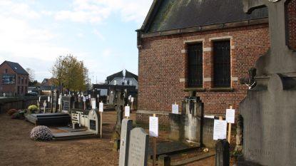 Tuin rond kerk van Poederlee wordt heraanlegd