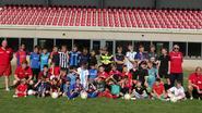 Voetbalclub FCE Meetjesland krijgt jeugd Anderlecht op bezoek
