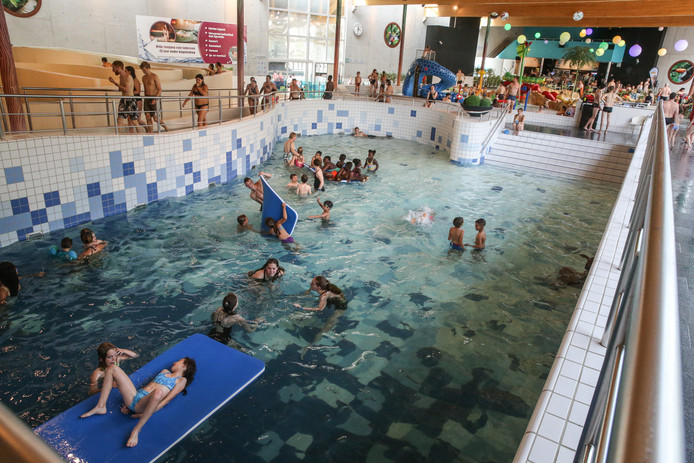 Iedereen moet zich veilig voelen in het zwembad.