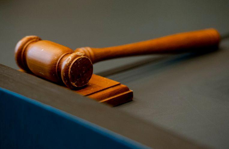 De man loog onder ede voor de rechtbank.