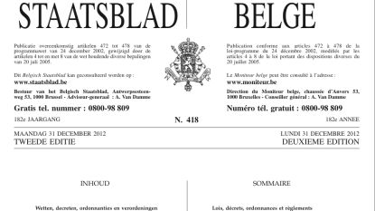 """""""Belgisch Staatsblad groeit ieder uur met meer dan een pagina"""": Voka Limburg wil Belgische regeldrift een halt toe roepen"""