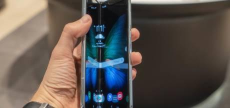 'Scherm vouwbare smartphone brak al na één dag'