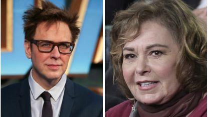 Roseanne Barr woedend vanwege steun voor James Gunn