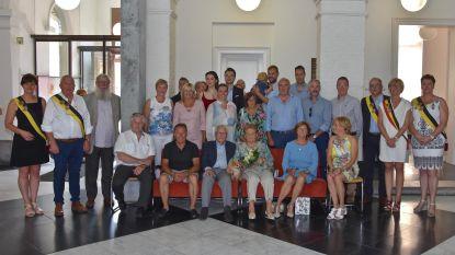 Gerard en Jacqueline vieren 65 jaar huwelijk