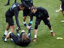Zidane is voorzichtig met blessuregevoelige Bale