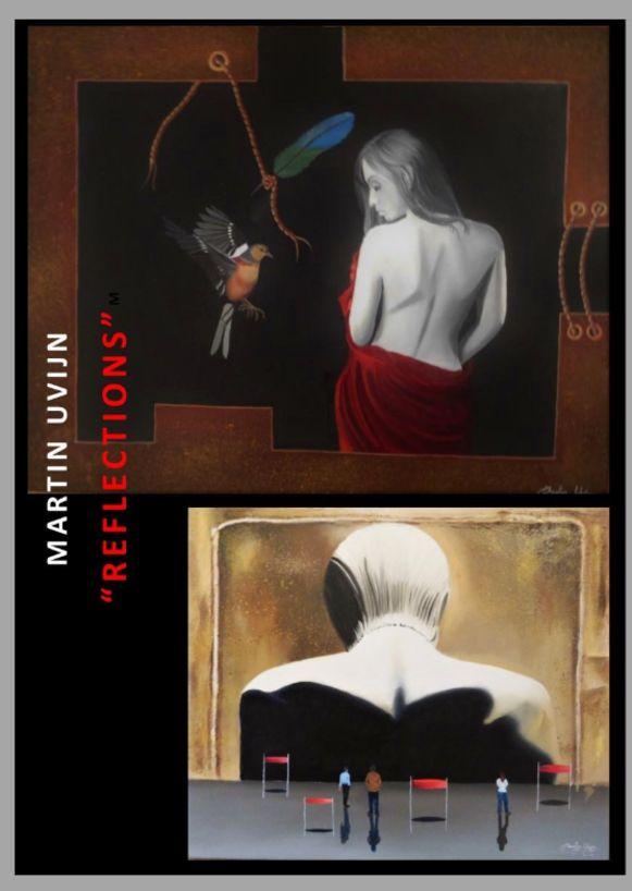 Nieuw werk van Martin Uvijn