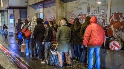 Samusocial activeert winterplan voor daklozen in Brussel