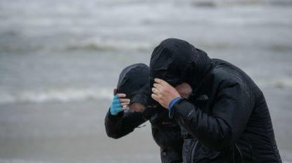 De volgende stormen staan al klaar: Ellen en Francis
