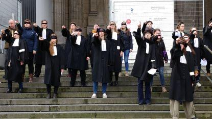 Advocates protesteren tegen seksisme...