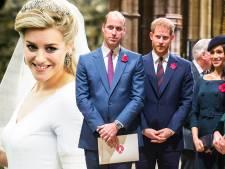 """William et Harry veulent se rapprocher de leur """"soeur cachée"""""""