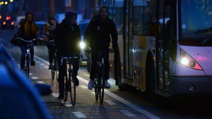 Extra controles op fietsverlichting bij tieners