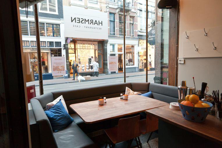 Restaurant Harmsen Beeld Roï Shiratski