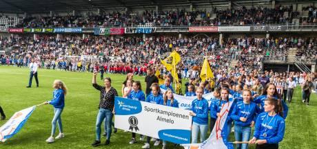 Kampioenenparade maakt Heracles-feest compleet