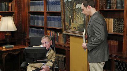 Drie tv-series waarin Stephen Hawking een cameo kreeg