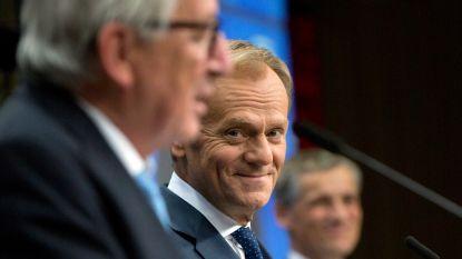 Europese leiders vinden geen akkoord over topjobs, nieuwe poging op 30 juni
