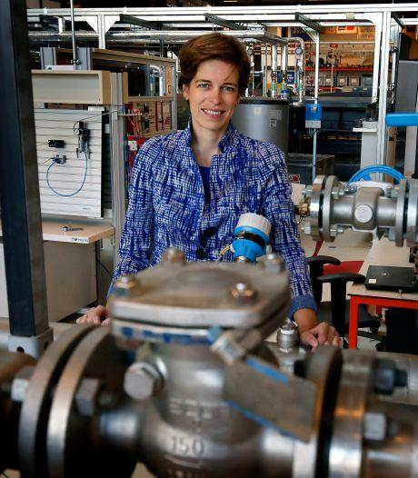 Adrienne stapte uit haar familiebedrijf en droomt nu van een innovatie- en afstudeercentrum in Gorinchem