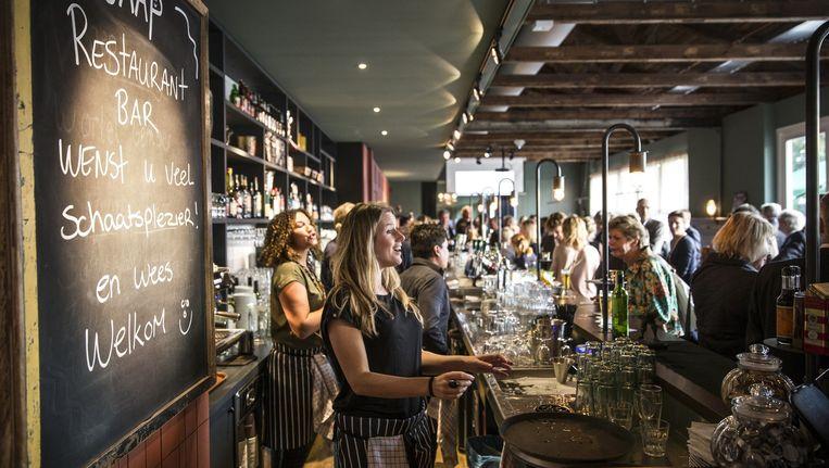 Café Jaap Beeld Marc Driessen/ Het Parool