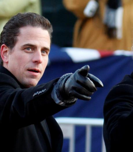 Le fils de Joe Biden sort du silence après les critiques de Trump