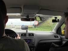 Rijschoolhouders vaker 's avonds de weg op door snelheidsverlaging A58