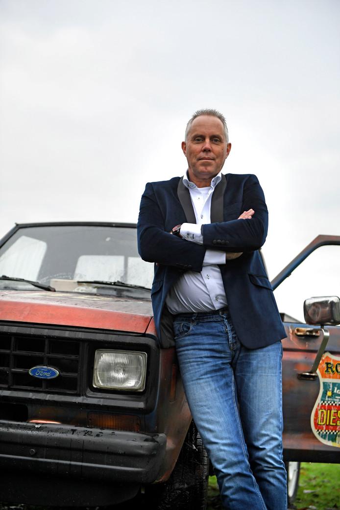 Gert-Jan Oplaat, voorzitter van stichting Stimuland.