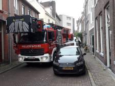 Brandweer IJsselland test nieuwe voertuigen in Zwolse binnenstad