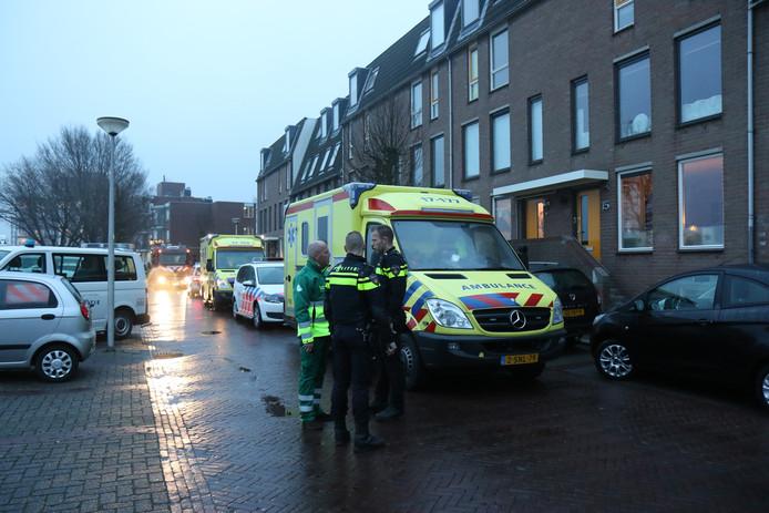Op de Promenade in Rozenburg werd Edwin van Dijk doodgestoken door zijn buurman Jan van O.