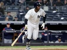 Achtste homerun alweer voor Gregorius bij Yankees
