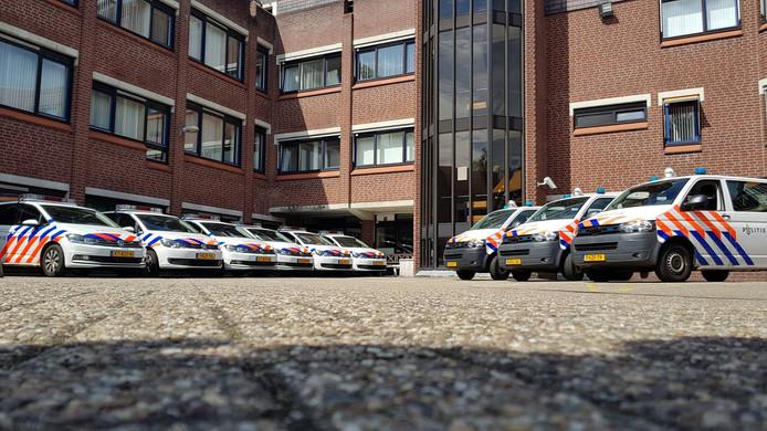 Het politiebureau in Zoetermeer