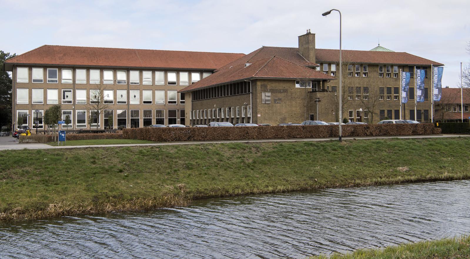 De havo/vwo vestiging van Het Erasmus.