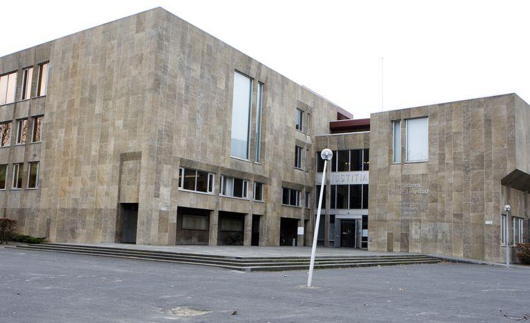 De rechtbank in Zwolle.  Beeld ANP