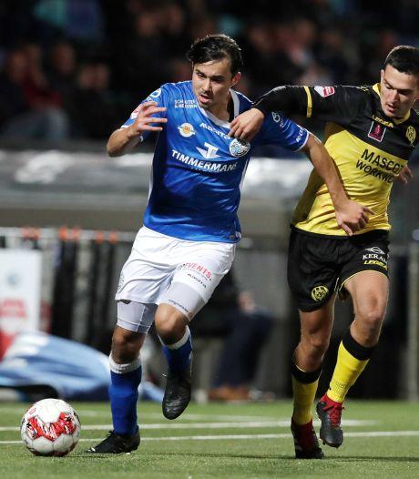 FC Den Bosch oefent tegen Roda JC en Almere City