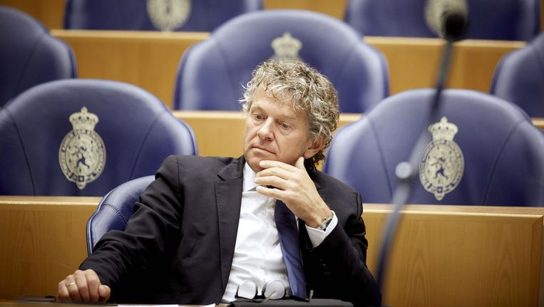 Jacques Monasch Beeld anp