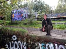 Van ruïne tot 'Batmanhotel': oude steenfabriek in Hoogerheide wordt vleermuizenverblijf