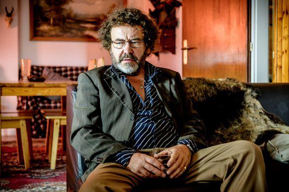 De Infiltrant ; seizoen 1 vanaf maandag 5 februari 2018 bij VTM. Op de foto : Dirk Roofthooft (Freddy Bernaerts).