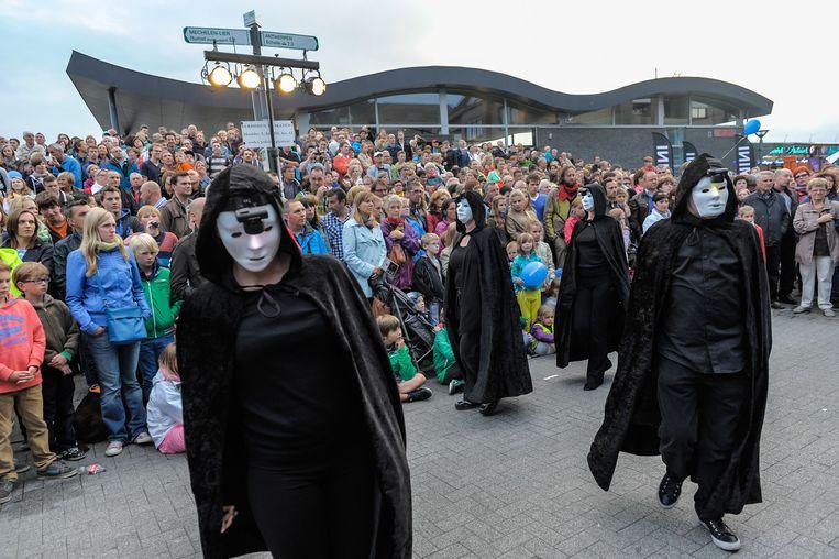 Theater aan Twater lokt ieder jaar een paar duizend bezoekers.