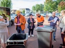 Afvalmonitor: Borne ziet restafval jaarlijks dalen