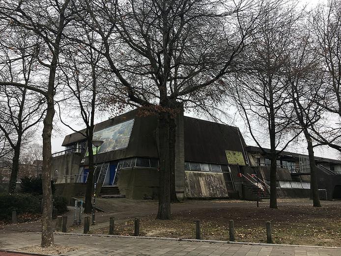 De Bunker van de TU in Eindhoven