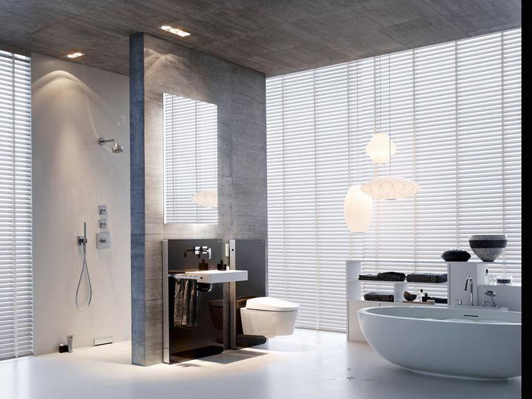 Wat kies je als je over weinig ruimte beschikt: douche of bad ...