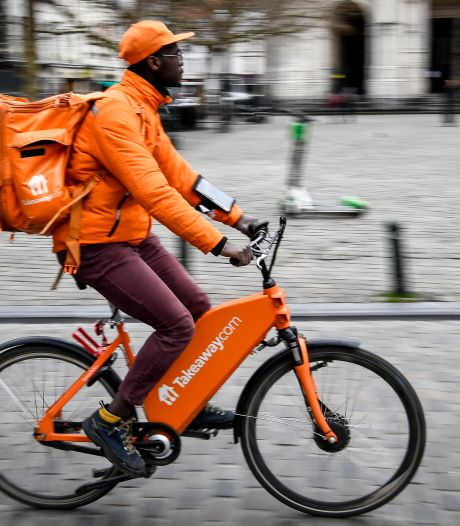 Takeaway.com étend son service de livraison à Namur et Charleroi