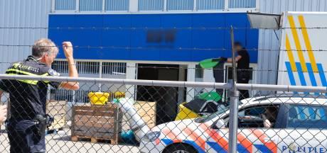 Politie rolt hennepkwekerij met 600 planten op