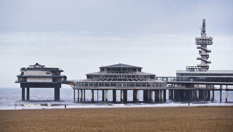 De Pier in Scheveningen Beeld anp