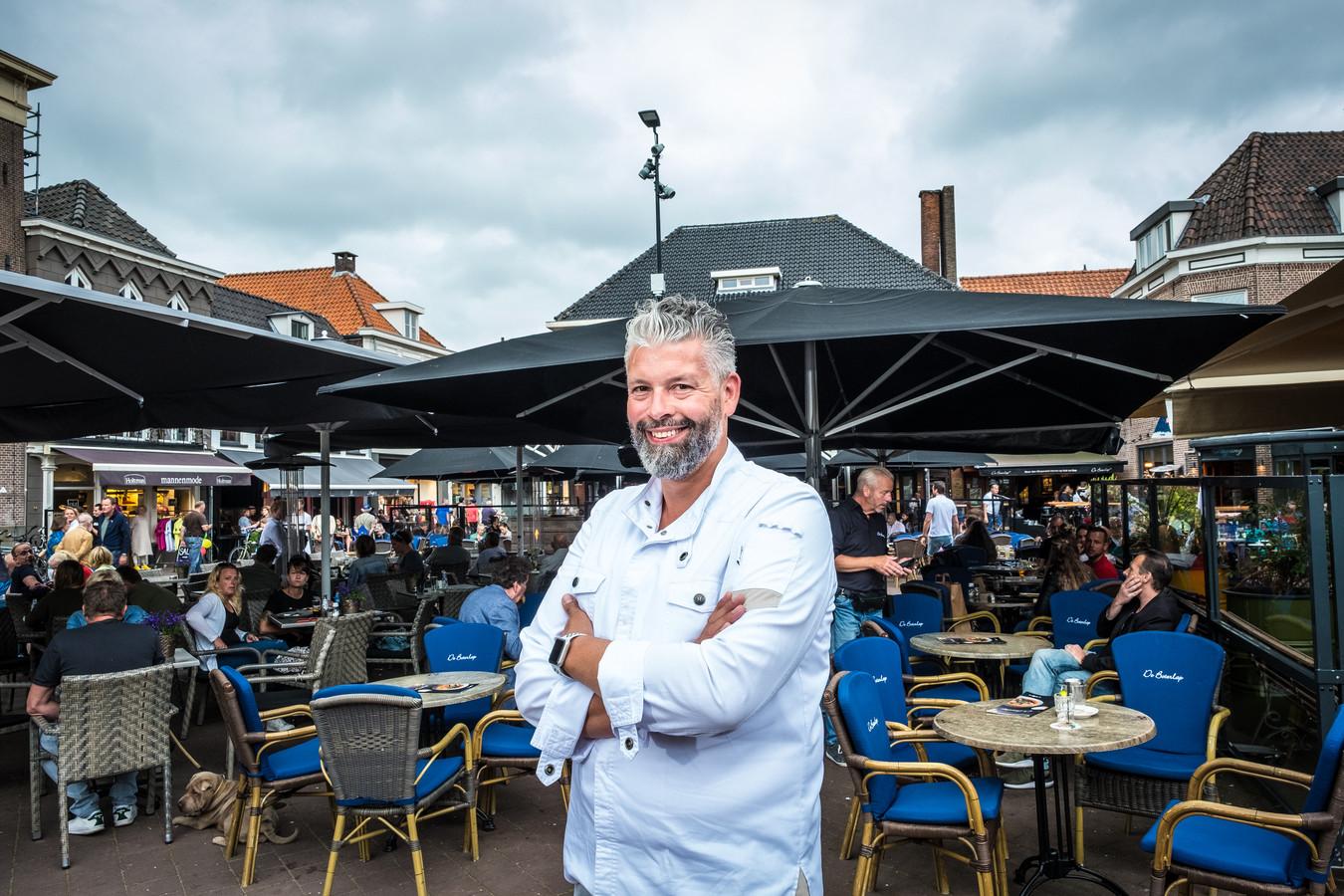 Omar Dahak, chefkok en eigenaar van De Boterlap
