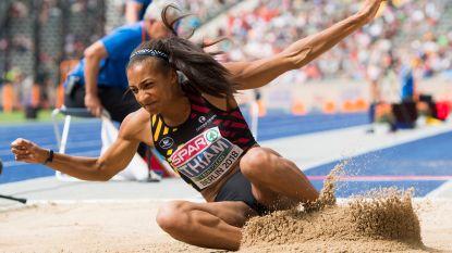 Thiam opnieuw IAAF Atlete van het Jaar?