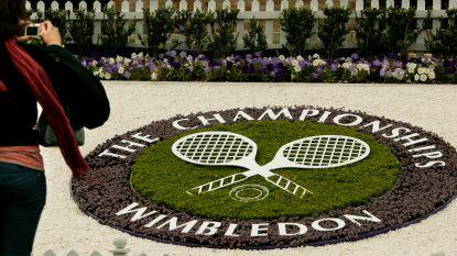 """Vicevoorzitter Duitse tennisbond: """"Gehoord dat het vrijwel zeker is dat Wimbledon niet doorgaat"""""""