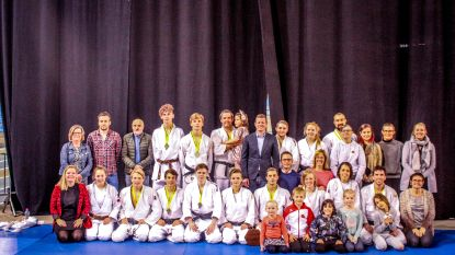 Heren Ostend Judo Club kampioen van de interclub