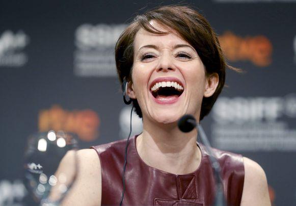 De Britse actrice Claire Foy duikt plots overal op!