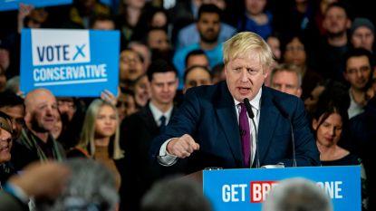 Peiling voorspelt winst voor Britse conservatieven
